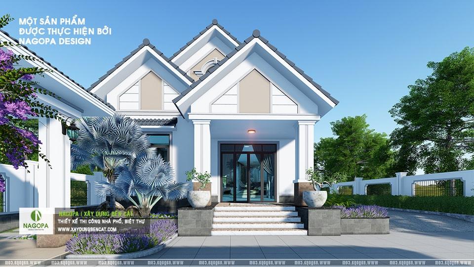 Nhà Cấp 4 Số 001 Nhà Mái Thái Mr.Duy 09