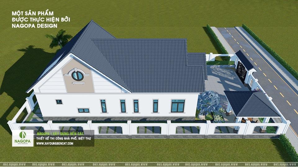 Nhà Cấp 4 Số 001 Nhà Mái Thái Mr.Duy tại xã An Điền 04